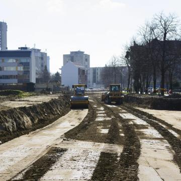 Kormányzati forrásból újabb közlekedési csomópontokat építenek át Debrecenben