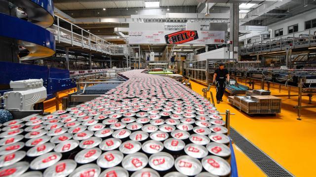 Új töltősort adtak át a Hell szikszói gyárában