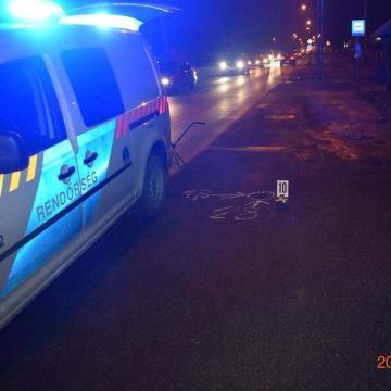 Zebrán gázolt Kervárosban - Vádemelést javasolnak