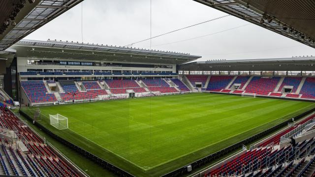 A MOL Aréna Sóstóban fogadja vasárnap a Fehérvár a Kaposvárt