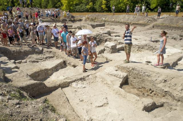 Nyílt napon mutatták be az egyedülálló régészeti leleteket - FOTÓK