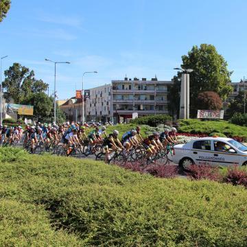 Országúti bicikliverseny miatt útlezárások lesznek a térségben