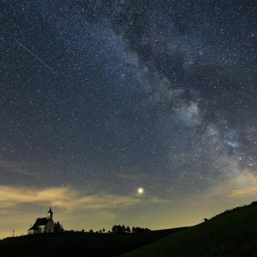 A hét elején látható a legjobban az augusztusi csillaghullás