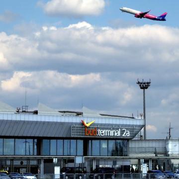 Automata poggyászfeladót telepített a Budapest Airport