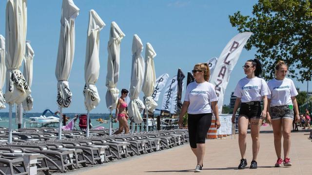 Bűnmegelőzés Balatonon egész nyáron