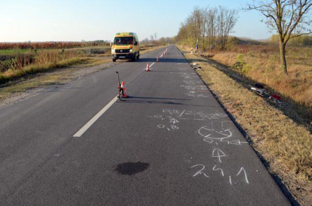 Életveszélyesen megsérült egy fiú, segítségnyújtás nélkül elhajtott a teherkocsis