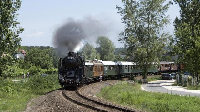 Helyreállították a vasúti pályát a Kaposvár-Siófok vonalon