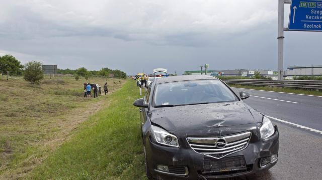 Hódmezővásárhelyi autótolvajt fogtak a rendőrök