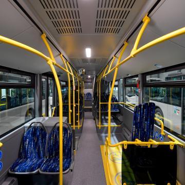 Korszerű autóbuszokkal bővül a Volán