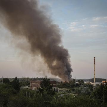 Még mindig ég a királyszentistváni hulladéklerakó