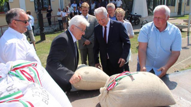 Nemzetegyesítő hatása van a Magyarok Kenyere programnak