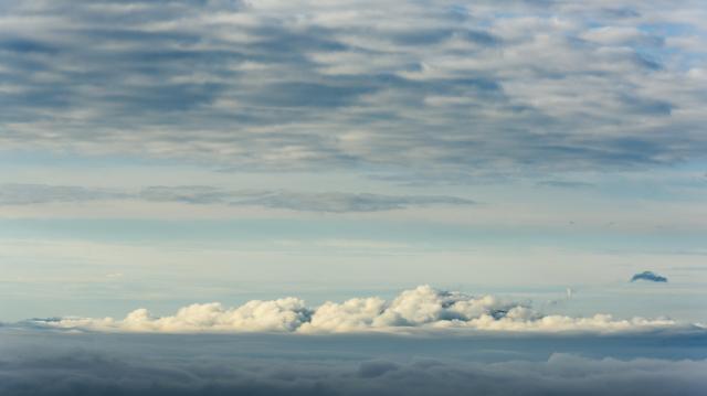 Változó felhőzet, több-kevesebb napsütés