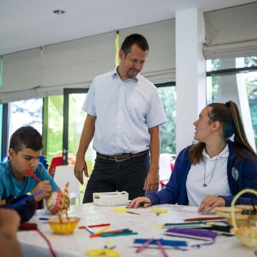 A közösségi összetartozás élményét adják az Erzsébet-táborok