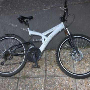 Elkapták a biciklitolvajt