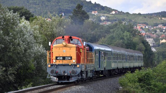 Gázolás miatt késnek a vonatok