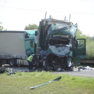 Halálos baleset történt Enyingen