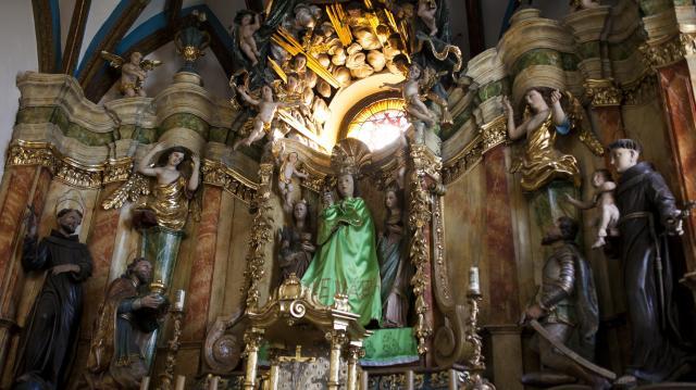 Megújult az egykori ferences kolostor épülete