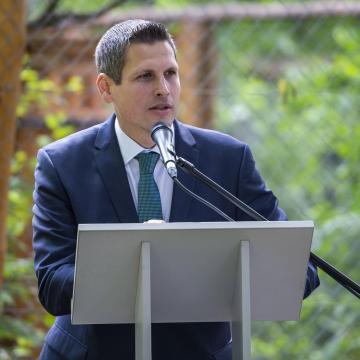 Molnár Krisztián a Fidesz listavezetője Fejér megyében
