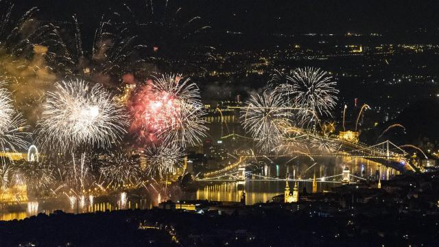 Országszerte ellenőrzik a tűzijátékokat