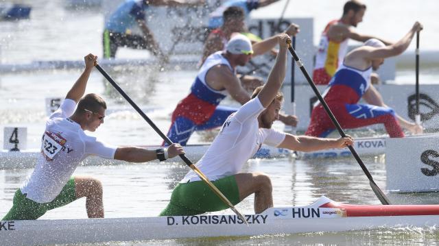 Sikeres magyar nyitány Szegeden