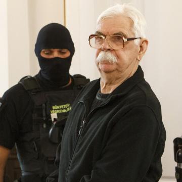 A rendőrgyilkos büntetésének súlyosítását kéri a másodfokú ügyészség