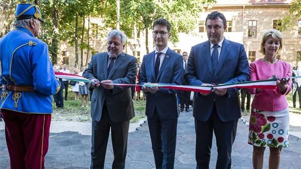 Átadták a Budapesti Corvinus Egyetem új campusát Székesfehérváron