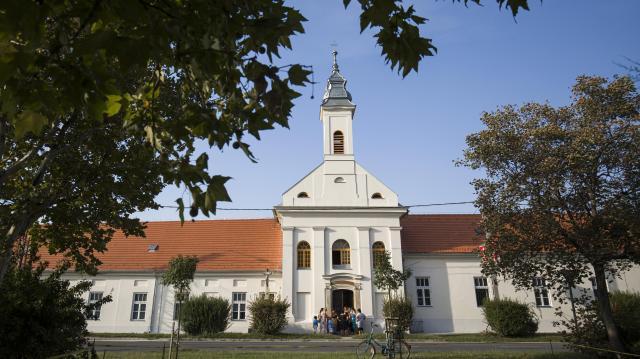 Elkészült a Boldog Ceferino Roma Misszió és Caritas Ház