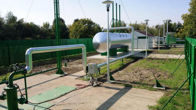 Geotermikus fűtési rendszer Szegeden
