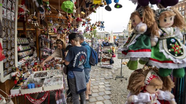 Jövő hétvégén rendezik meg a Debreceni Kézműves Fesztivált