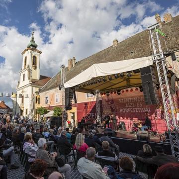 Közeleg a Szentendrei Jazz- és Bornapok rendezvény