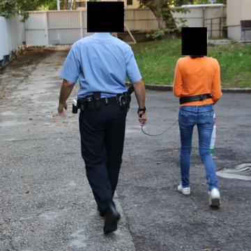 Letartóztatták az ácsi nőt