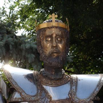Nem a Csele-patakban lelte halálát II. Lajos király