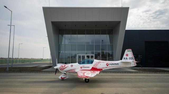 Orosz repülőgépet gyárthat a Magnus Aircraft leányvállalata