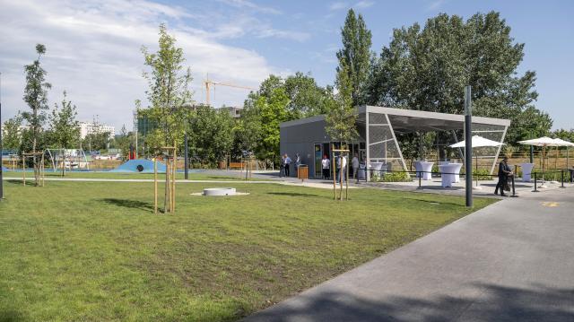 Sportparkok építésével bővül a Magyar falu program