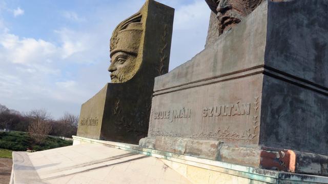 Szulejmán szultán Szigetvár melletti sírkomplexumát mutatnák be