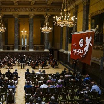 Több száz program az idei Ars Sacra Fesztiválon