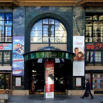 Vidéki Színházak Fesztiválja Budapesten