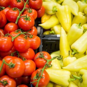 Az időjárás rossz hatással volt a zöldségfélék hozamára