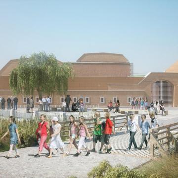 Befejeződött a komáromi Csillag erőd felújítása és bővítése