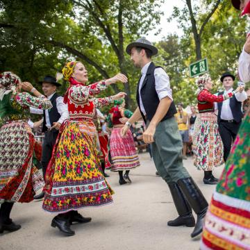 Debrecenben lesz a kezdő felnőtt néptáncosok országos találkozója
