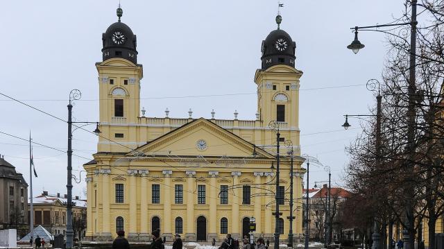 Hat templomot újít fel a Tiszántúli Református Egyházkerület
