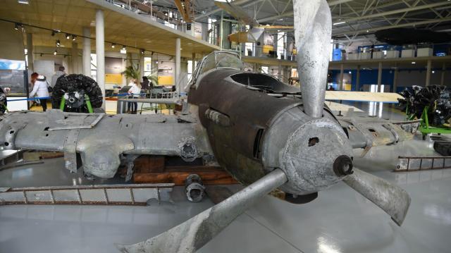 Két új állandó kiállítás nyílt a RepTár Szolnoki Repülőmúzeumban