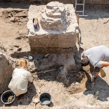Szarmata település nyomait találták meg Hódmezővásárhelyen