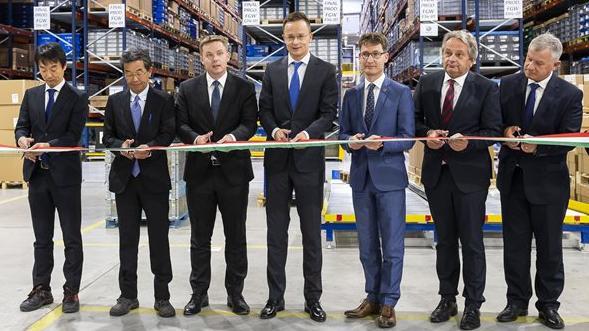 Szijjártó: A keletről érkező beruházásoknak nagy szerepük volt a magyar gazdaság dimenzióváltásában