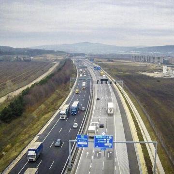Szombattól folytatódik az M7-es autópálya felújítása
