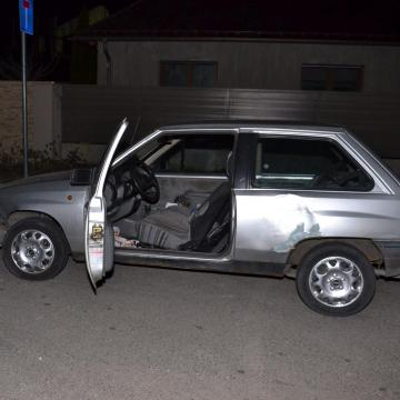 Gépkocsit lopott, majd bódult állapotban vezetett