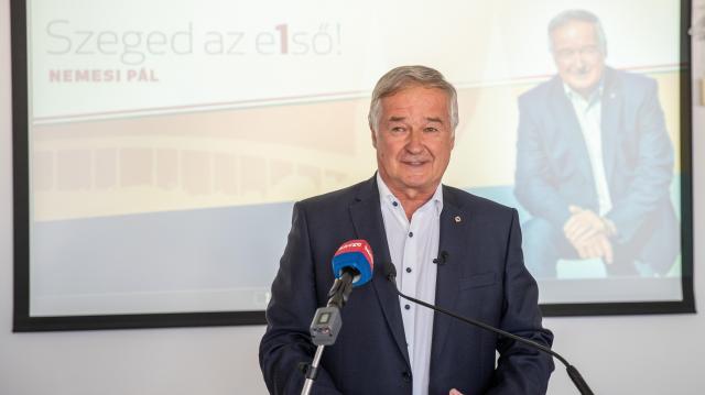 A szegedi Fidesz támogatja Nemesi Pál a migrációról kialakított álláspontját