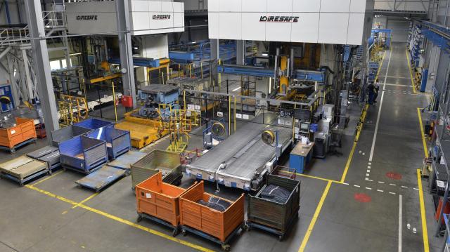Bővítette esztergomi gyárát a Kirchhoff Hungária Kft.
