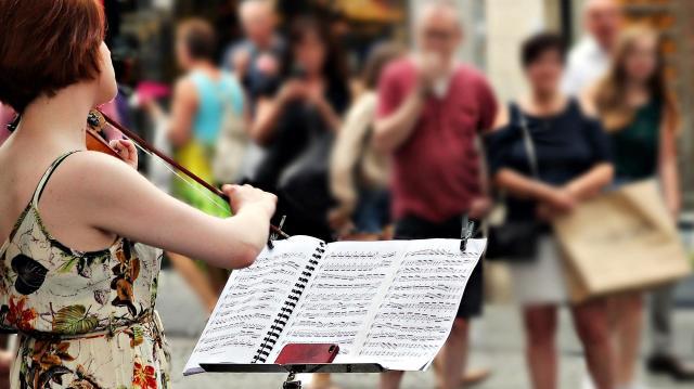 Elindult a Térzene program a zene világnapján