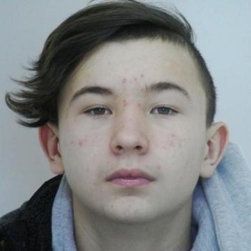 Eltűnt egy 13 éves fiú